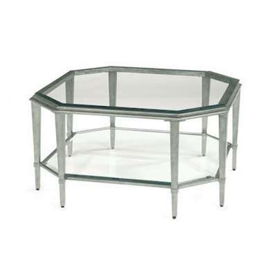 Flexsteel Square Cocktail Table