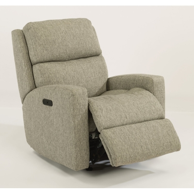 Flexsteel 2900 50h Catalina Fabric Power Recliner With