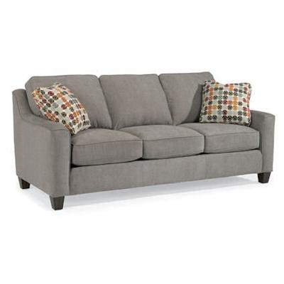 Flexsteel Fabric Sofa