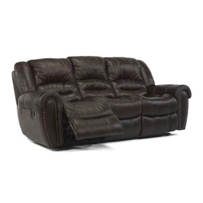 Flexsteel 1210 62 Crosstown Double Reclining Sofa Discount