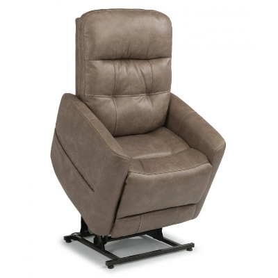 Flexsteel Power Lift Recliner with Right Hand Control