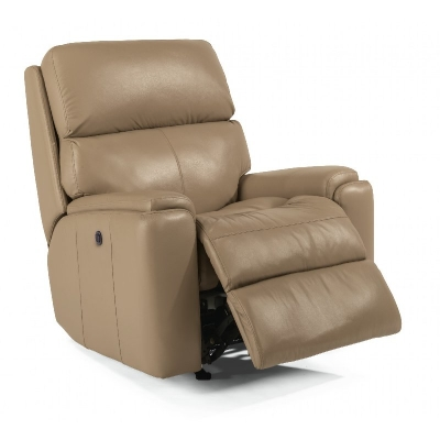 Flexsteel Power Rocking Recliner
