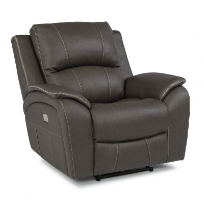 Flexsteel Power Recliner with Power Headrest