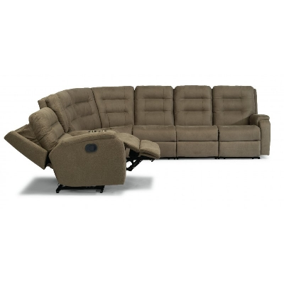 Flexsteel Reclining Sectional