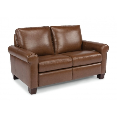 Flexsteel Power Reclining Loveseat