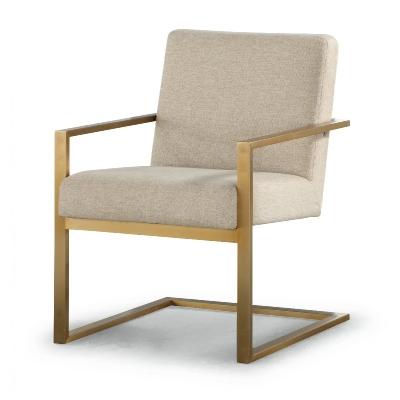 Flexsteel Arm Dining Chair