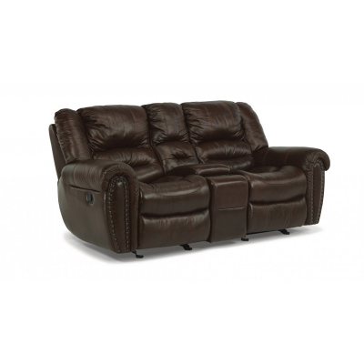 Flexsteel 1210 604p Crosstown Leather Power Reclining