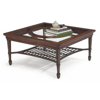 Flexsteel Square Coffee Table
