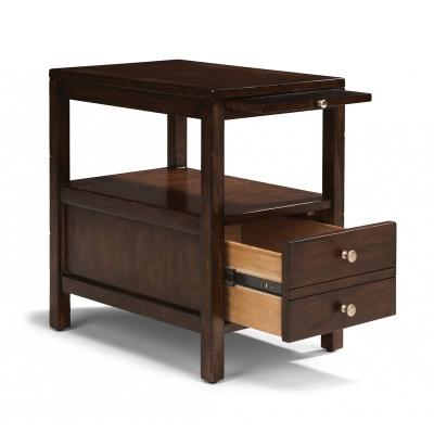 Flexsteel Chairside Table