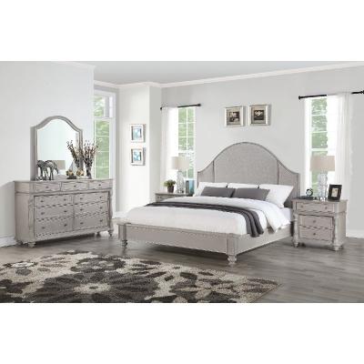 Flexsteel King Upholstered Bed