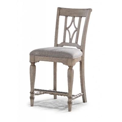 Flexsteel Light Counter Chair