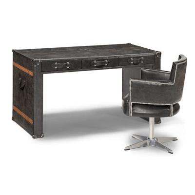 Flexsteel Desk and Swivel Chair