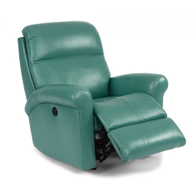 Flexsteel Leather Power Recliner