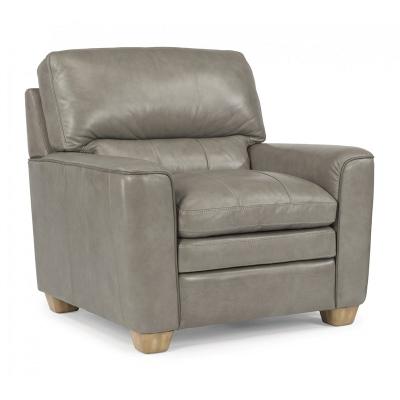 Flexsteel Leather Chair