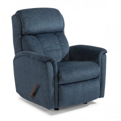 Flexsteel Fabric Rocking Recliner