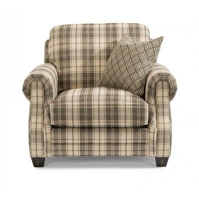 Flexsteel 7922 10 Gretchen Fabric Chair Discount Furniture