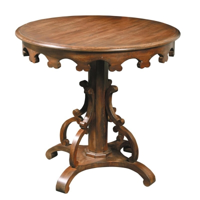 Furniture Classics Limited Gothic Lamp Table
