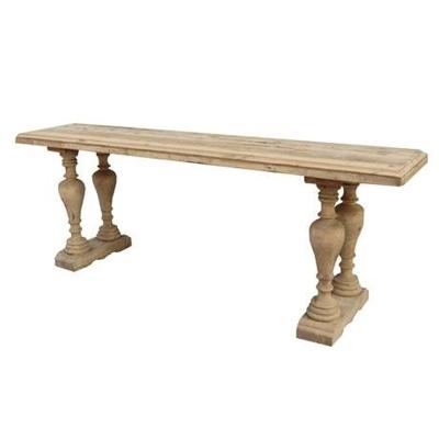 Furniture Classics Limited Vase Leg Table