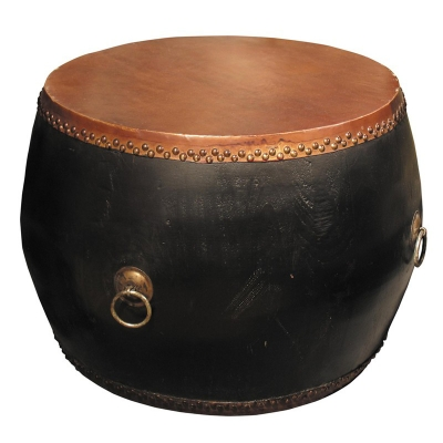 Furniture Classics Limited Round Drum End Table