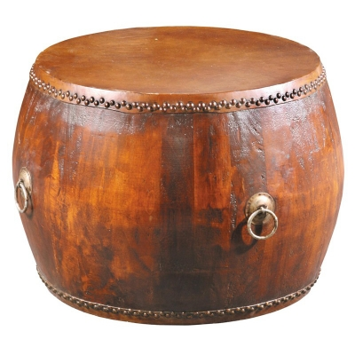 Furniture Classics Limited Drum End Table