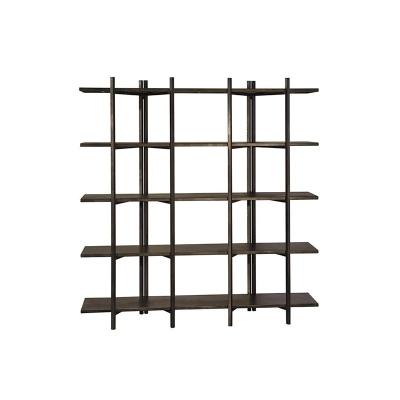 Furniture Classics Black Lined Show Shelf