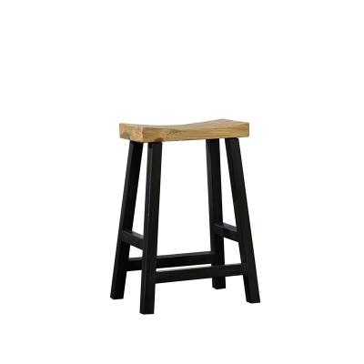 Furniture Classics Steel Crescent Counter Stool