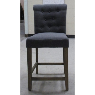 Furniture Classics Frost Gray Counter Stool
