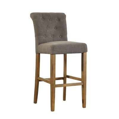 Furniture Classics Frost Gray Bar Stool