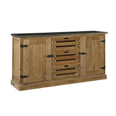 Furniture Classics Zinc Top Buffet