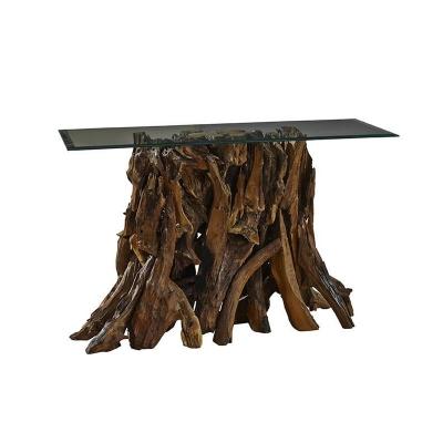 Furniture Classics Teak Console Table