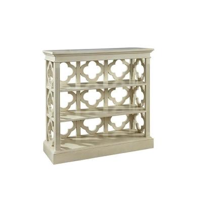 Furniture Classics Quatrefoil Bookcase