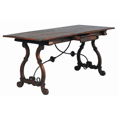 Furniture Classics Madeira Desk with Plank Top