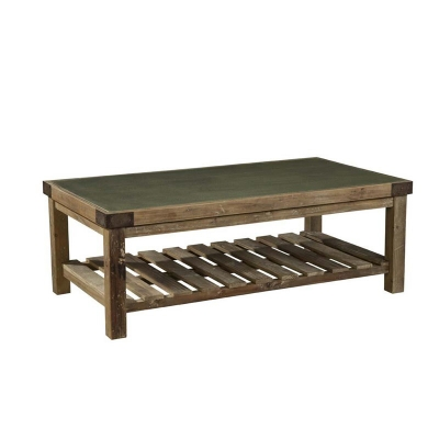Furniture Classics Graystone Top Coffee Table
