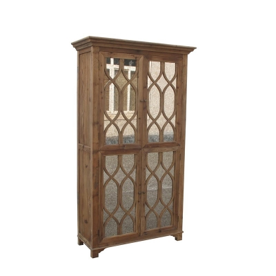 Furniture Classics Antique Mirror Cabinet