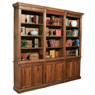 Furniture Classics Old Fir Grand Bookcase