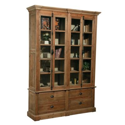 Furniture Classics Natural Old Pine Bookcase