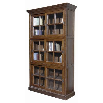 Furniture Classics Single Sliding Door Bookcase