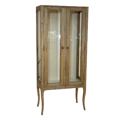 Furniture Classics Case with Glass Shelves