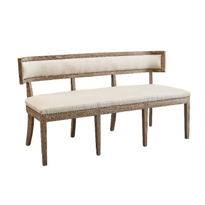 Furniture Classics Three Seat Banquette