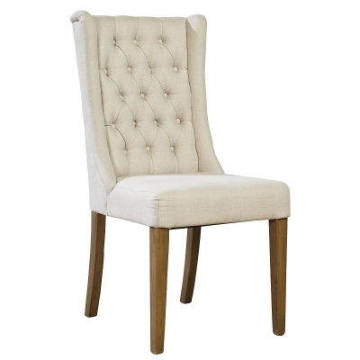 Furniture Classics Linen Side Chair