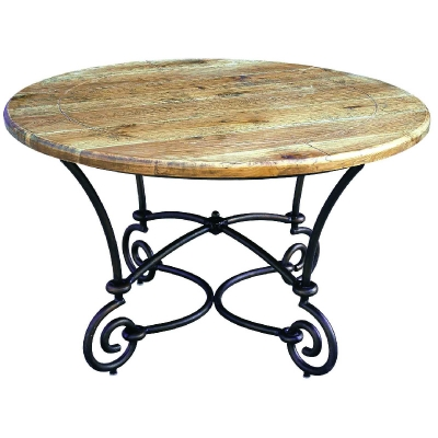 Furniture Classics Iron Base for 60 inch Tables