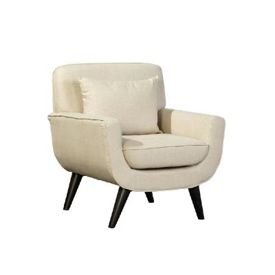 Furniture Classics Modern Linen Chair