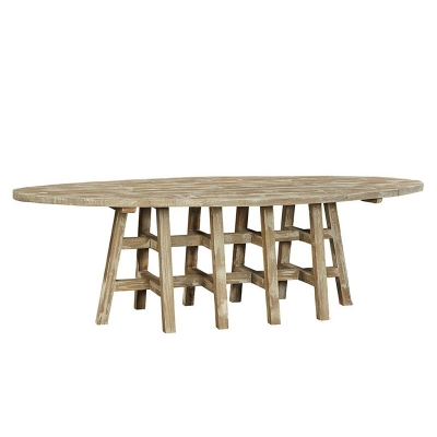 Furniture Classics Oval Table