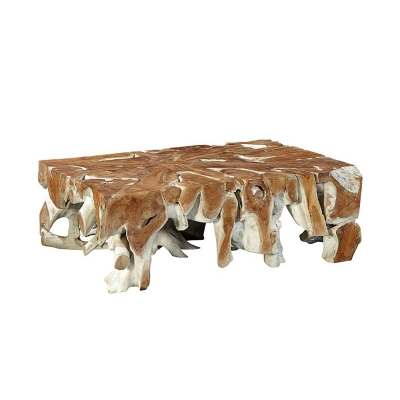 Furniture Classics Cold Springs Coffee Teak Coffee Table