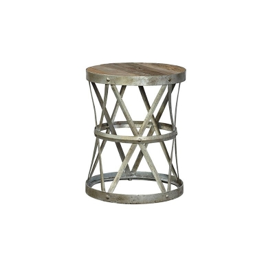 Furniture Classics Industrial End Table