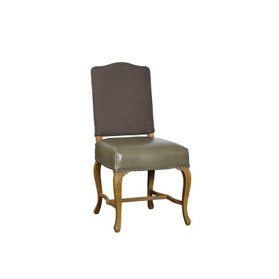 Furniture Classics Oyster Gray Side Chair