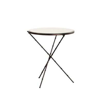 Furniture Classics and Mirror End Table