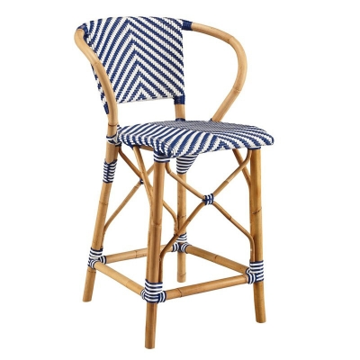 Furniture Classics Counter Stool Blue