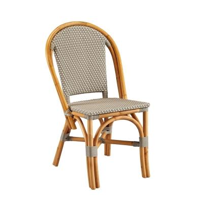 Furniture Classics Bistro Side Chair Grey