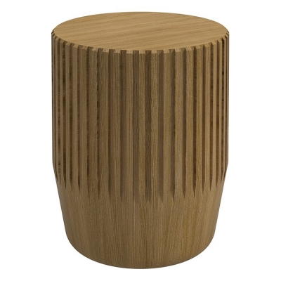 Gloster Arbor Round Stool Side Table
